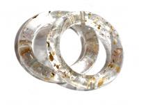 plastový donut