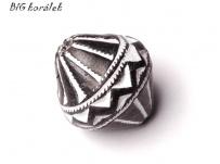keramický korálek, ruční výroba