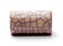 keramický korálek - váleček