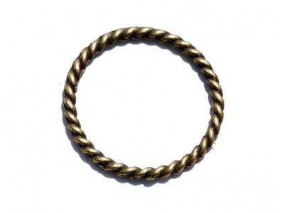 filigránový kroužek