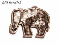 přívěsek - slon