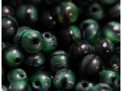 kulička tygří oko-zelené 5g