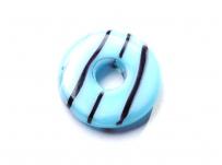 skleněný donut