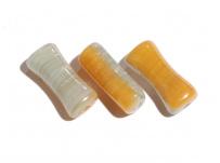 oranžovo-šedivá kost