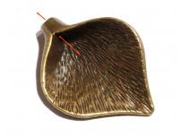přívěsek ve tvaru listu