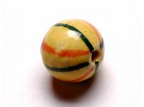 keramický korálek 18mm