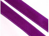 saténová stužka - fialová