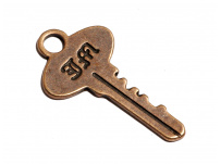 přívěsek - klíč